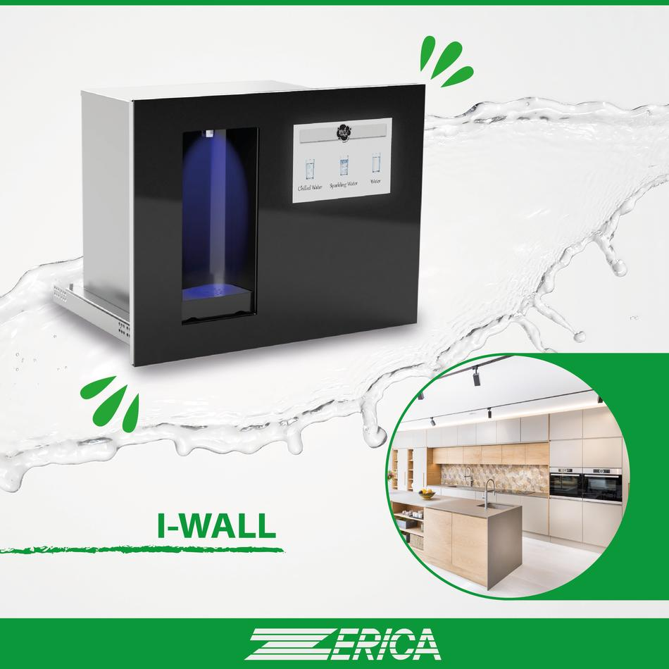 I-WALL | The best water for your kitchen