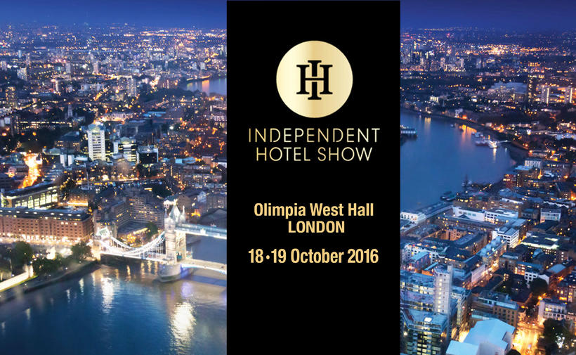 Independent Hotel Show 2016